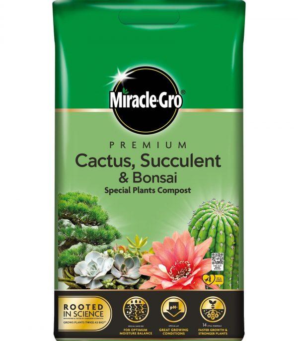 Premium Cactus, Succulent & Bonsai Compost