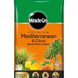 Premium Mediterranean & Citrus Compost