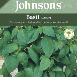 BASIL Lemon