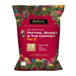 Humax Tub and Basket Compost