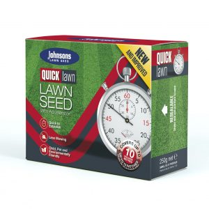 Quick Lawn Seed 250gm