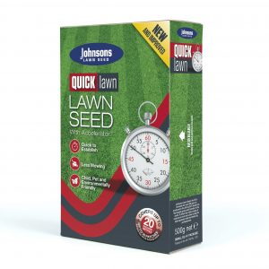 Quick Lawn Seed 500gm