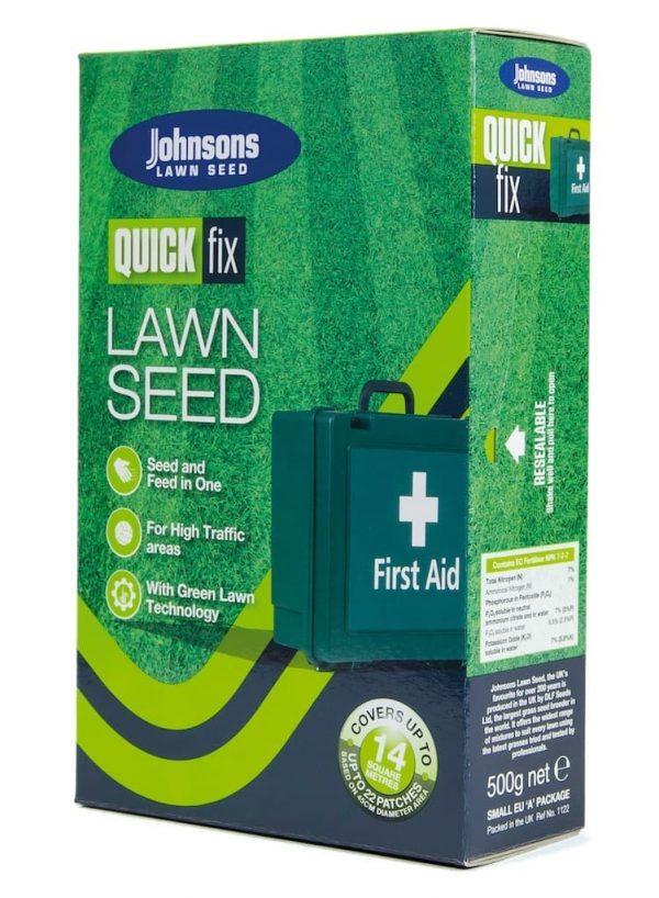 Quick Fix Grass Seed 500gm