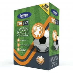 Tuffgrass Lawn seed 5kg