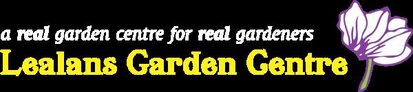 Lealans Garden Centre Logo