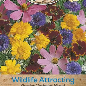 WILDLIFE Attracting Garden Varieties Mixed