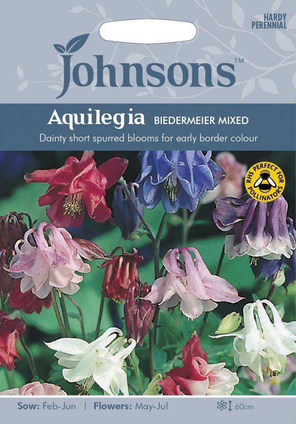 AQUILEGIA Biedermeier Mixed