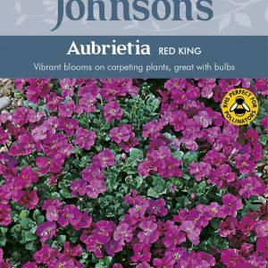 AUBRIETA Red King