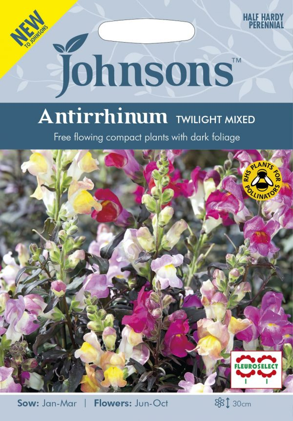 ANTIRRHINUM Twilight Mixed