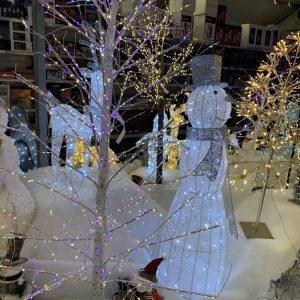 Lealans Garden Centre at Christmas 2