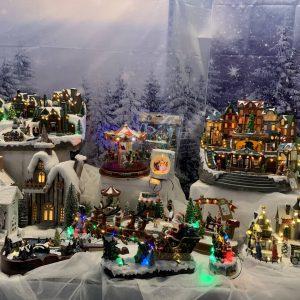 Lealans Garden Centre at Christmas 3