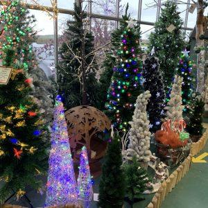 Lealans Garden Centre at Christmas 4
