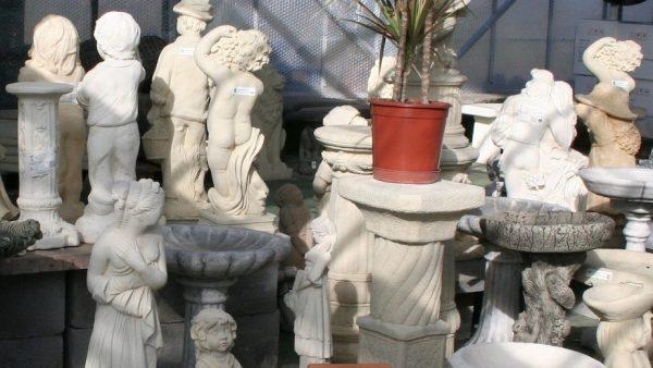 Stone Ornaments Lealans Garden Centre