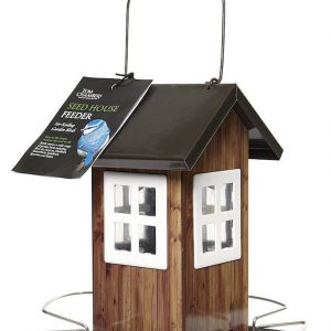 Seed House - Brown