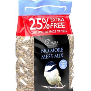 No More Mess Mix - 25% FOC 2.5kg