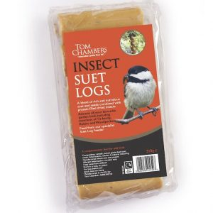 Suet Log - Insect