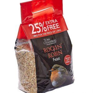 Rockin Robin Feast - 25% FOC - 1.88kg