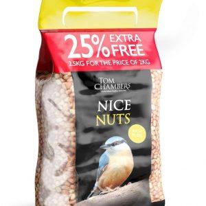 Nice Nuts - 25% FOC - 2.5kg