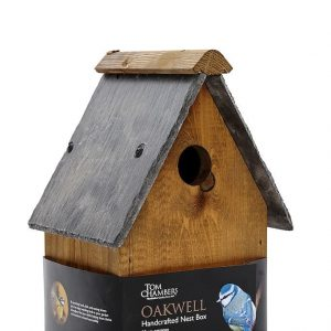 Oakwell Nest Box - (28mm entrance)--(FSC)