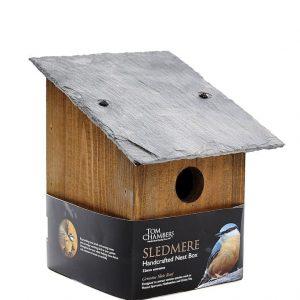 Sledmere Nest Box - (32mm entrance)--(FSC)