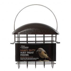 Copper Suet Feeder