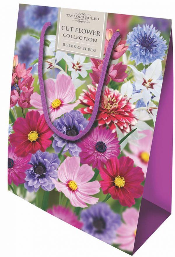 CUT FLOWER GIFT BAG