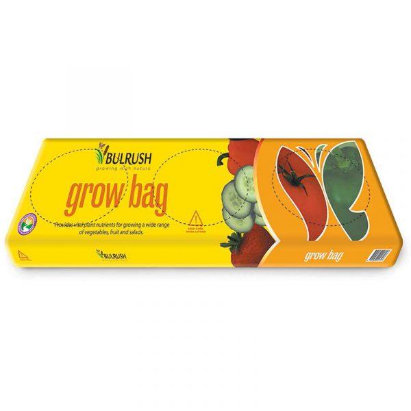bulrush grow bag 33l