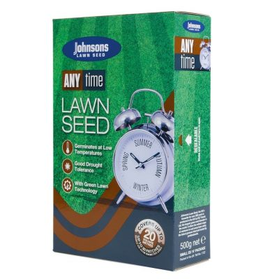 Anytime Grass seed 500gm