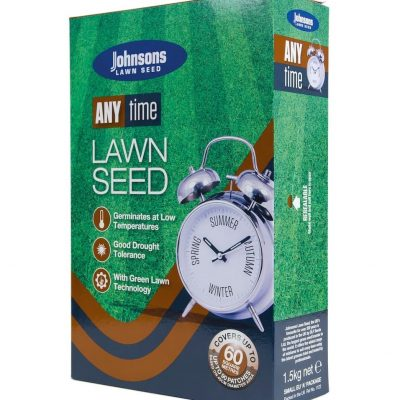 Anytime Grass seed 1.5kg