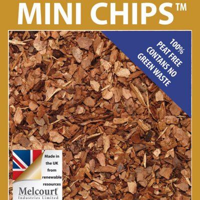 SylvaGrow Pine Bark Mini Mulch