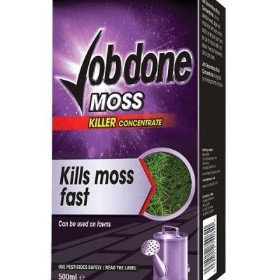 Job Done Moss Killer Concentrate