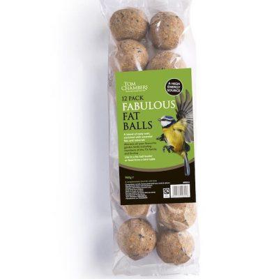 Fat Balls - 12 pack - No Net