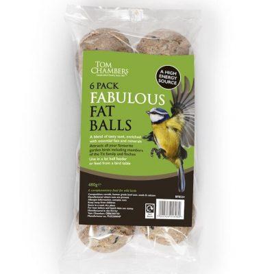Fat Balls - 6 Pack - No Nets