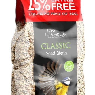 Classic Seed Blend - 25% FOC - 3.75kg